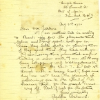 letter-from-agatha-acham-chenaug-3-1922-green
